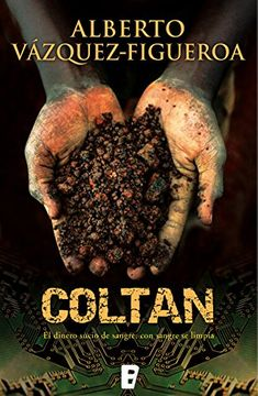 portada Coltan (b de Bolsillo)