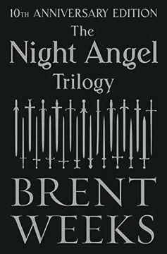 portada The Night Angel Trilogy: 10Th Anniversary Edition (libro en inglés)