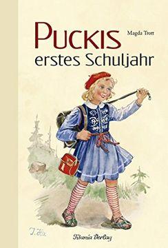 portada Puckis Erstes Schuljahr (libro en Alemán)