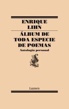 portada Álbum de Toda Especie de Poemas. Antología Personal