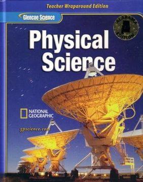 portada physical science, teacher wraparaound ed