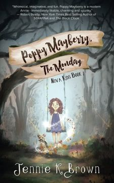 portada Poppy Mayberry, The Monday (Nova Kids)