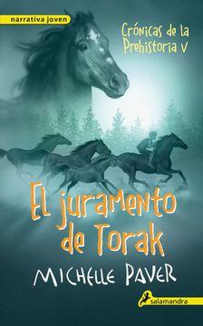 portada El Juramento de Torak. Cronicas de la Prehistoria v (Cronicas de la Prehistoria