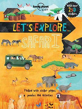 portada Let's Explore... Safari (Lonely Planet Kids)