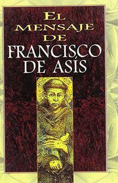 portada El Mensaje de Francisco de Asis