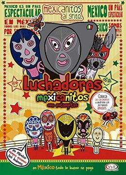 portada LUCHADORES MEXICANITOS CON ESTAMPITAS