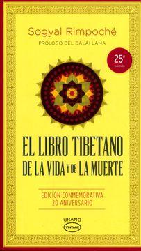 portada El Libro Tibetano de la Vida y de la Muerte