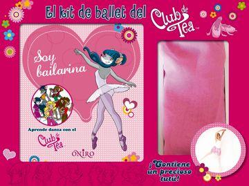 portada El kit de Ballet del Club de tea