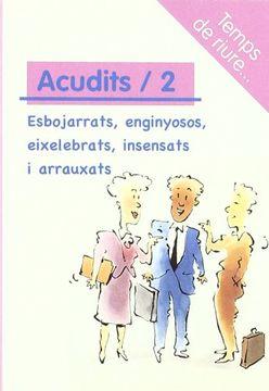 portada ACUDITS / 2