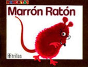 portada Marrón Ratón: Manchitas