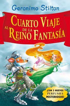 portada Cuarto Viaje al Reino de la Fantasía