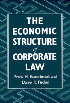 portada The Economic Structure of Corporate law (libro en Inglés)