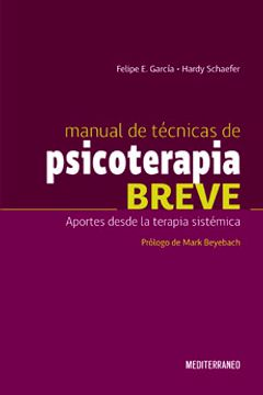 portada Manual de Tecnicas de Psicoterapia Breve - Aportes Desde la Terapia Sistémica