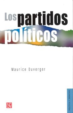 portada Los Partidos Políticos