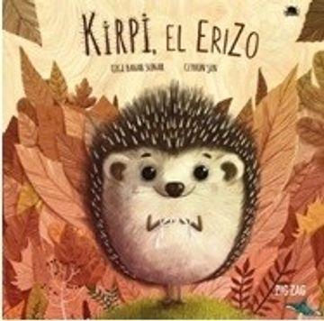 portada Kirpi, el Erizo