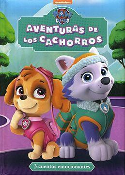 portada Paw Patrol Aventuras de los Cachorros