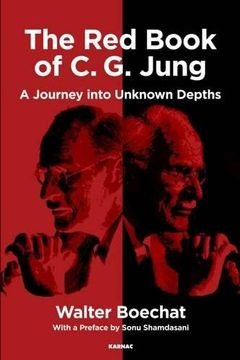 portada The red Book of C. G. Jung: A Journey Into Unknown Depths (libro en Inglés)