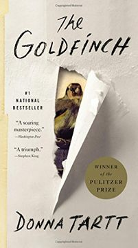 portada The Goldfinch