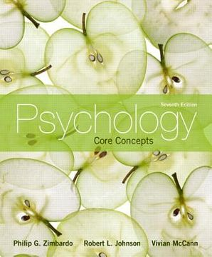 portada psychology: core concepts