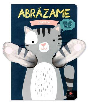 portada Abrázame Gatito