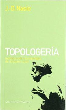 portada Topologeria. Introduccion a la Topologia de Jacques Lacan