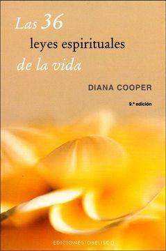 portada Las 36 Leyes Espirituales de la Vida
