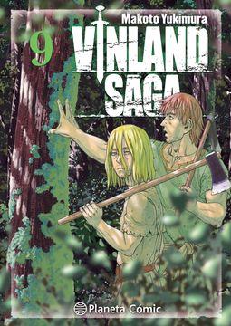 portada Vinland Saga 9