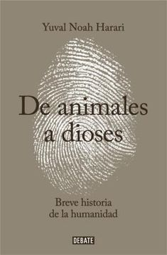 portada De Animales a Dioses