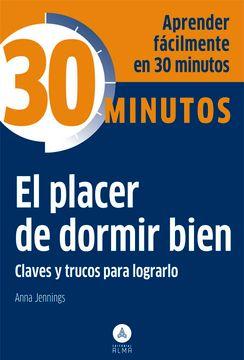 portada El Placer de Dormir Bien: Claves y Trucos Para Lograrlo