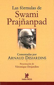 portada Las Fórmulas de Swami Prajñanpad. Comentadas por Arnaud Desjardins