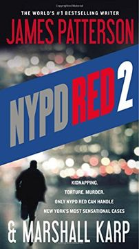 portada NYPD Red 2