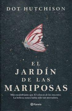 portada El Jardín de las Mariposas