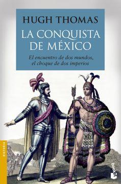 portada La Conquista de México