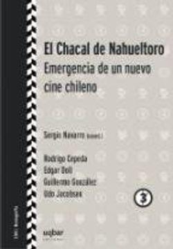portada Chacal de Nahueltoro -Ensayo-