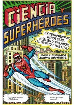 portada Ciencia y Superheroes