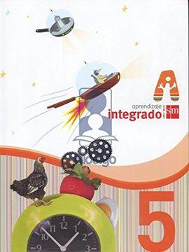 portada Aprendizaje Integrado 5