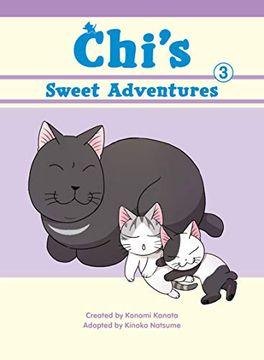 portada Chi's Sweet Adventures, 3 (libro en Inglés)