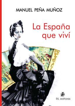 portada La España que Viví