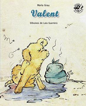portada Valent (Plou i fa sol (Text en Lletra de pal i Lligada)) (libro en Catalán)