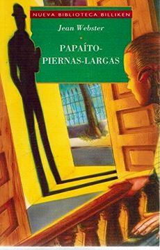 portada Papaito-Piernas-Largas (Nueva Biblioteca Billiken)