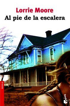 portada 2350*booket/al pie de la escalera.(novela)