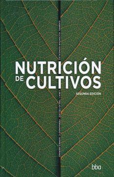 portada Nutrición de Cultivos, 2a. Edición