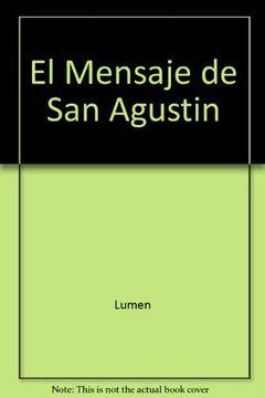 portada El Mensaje de San Agustin
