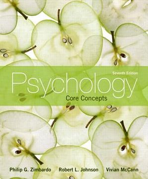 portada psychology with mypsychlab access code: core concepts