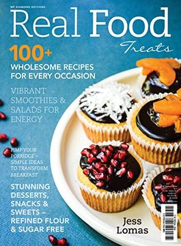 portada Real Food Treats