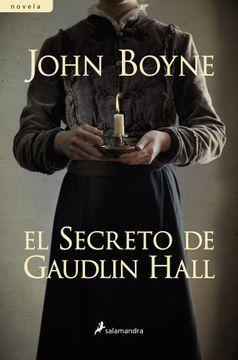portada El Secreto de Gaudlin Hall