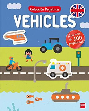 portada Vehicles (Pegatinas)
