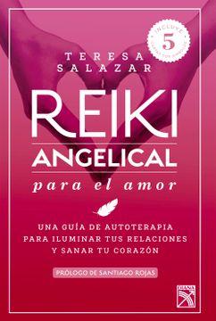 portada Reiki Angelical Para el Amor