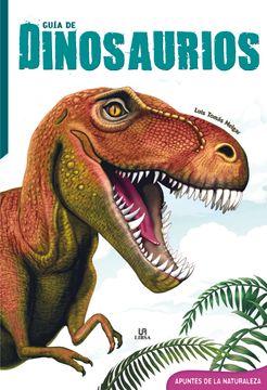 portada Guía de Dinosaurios