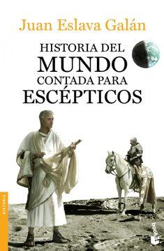 portada Historia del Mundo Contada Para Escépticos